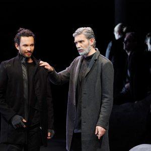 Pallas Athene weint (Sokrates) | Neue Oper Wien © Armin Bardel