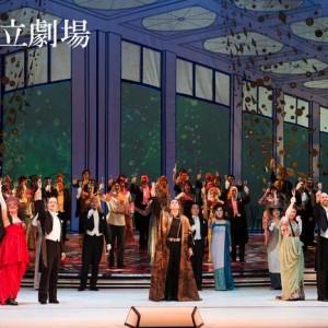 Die Fledermaus (Falke) | New National Theatre Tokyo