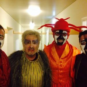 Turandot (Ping), Volksoper Wien (mit KS Neil Shicoff, Kalaf)
