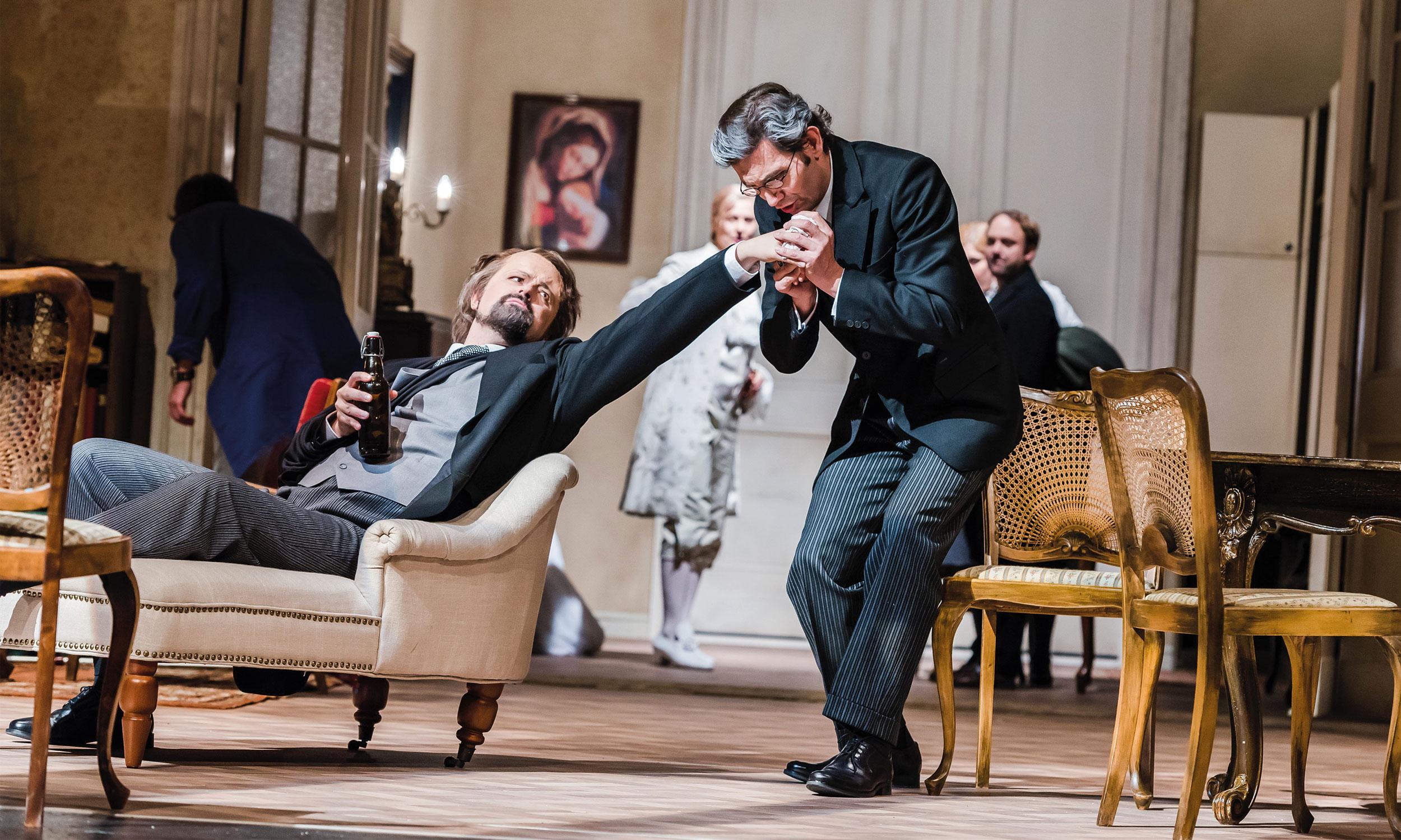 Der Rosenkavalier (Faninal) | Oper Chemnitz