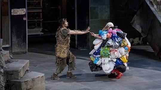 Die Zauberflöte (Papageno)   Opéra de Dijon