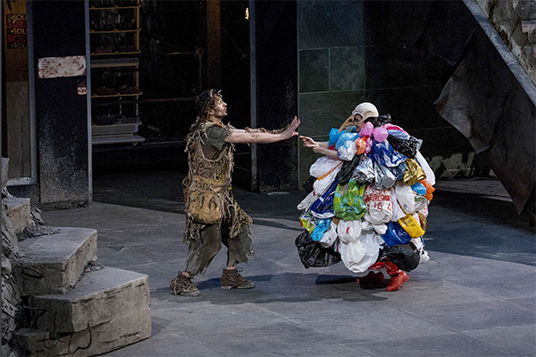 Die Zauberflöte (Papageno) | Opéra de Dijon